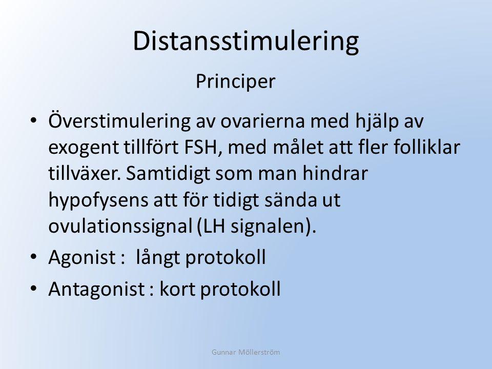 Distansstimulering Principer