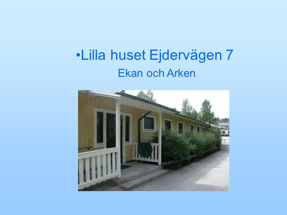 Lilla huset Ejdervägen 7