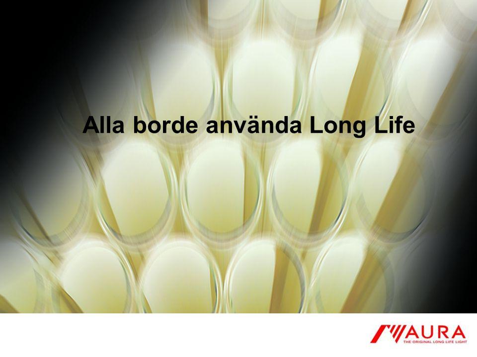 Alla borde använda Long Life