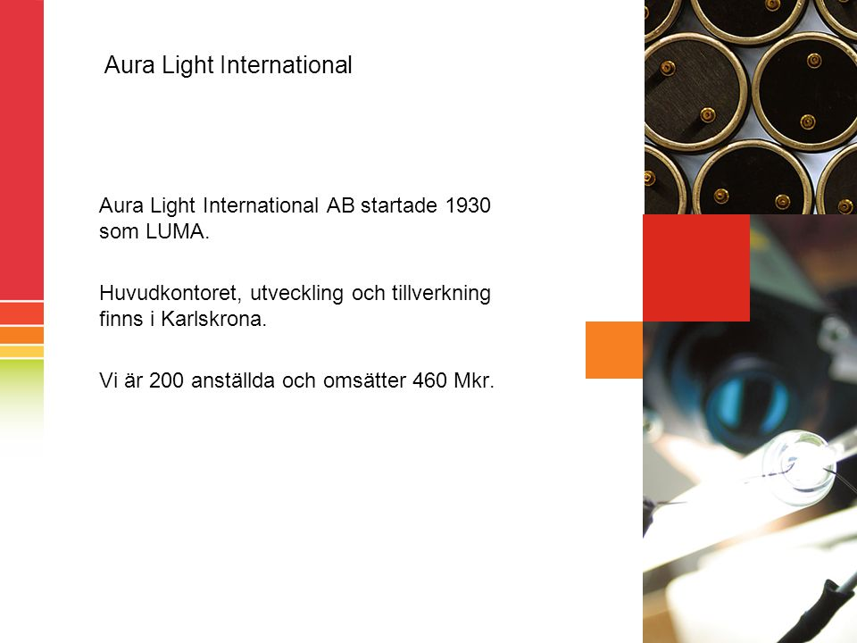 Aura Light International