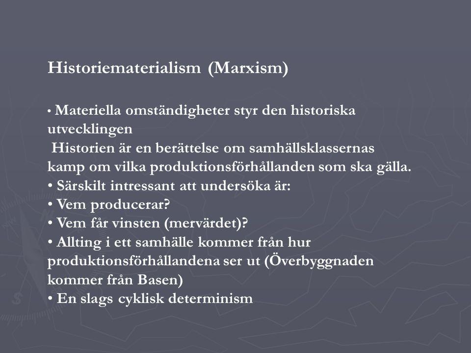 Historiematerialism (Marxism)
