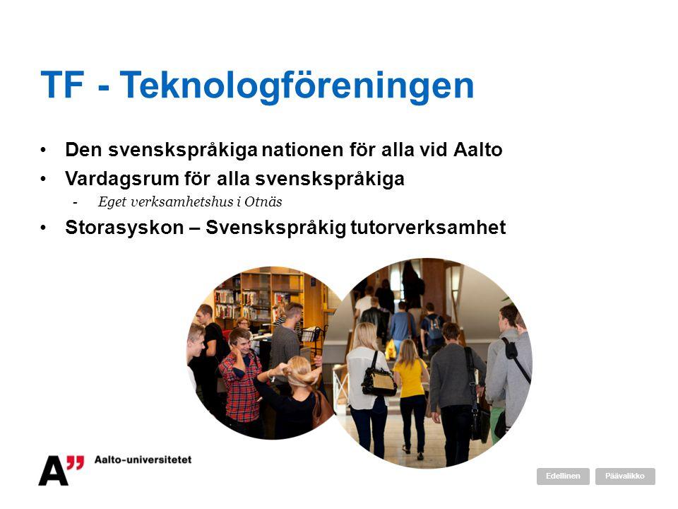 TF - Teknologföreningen