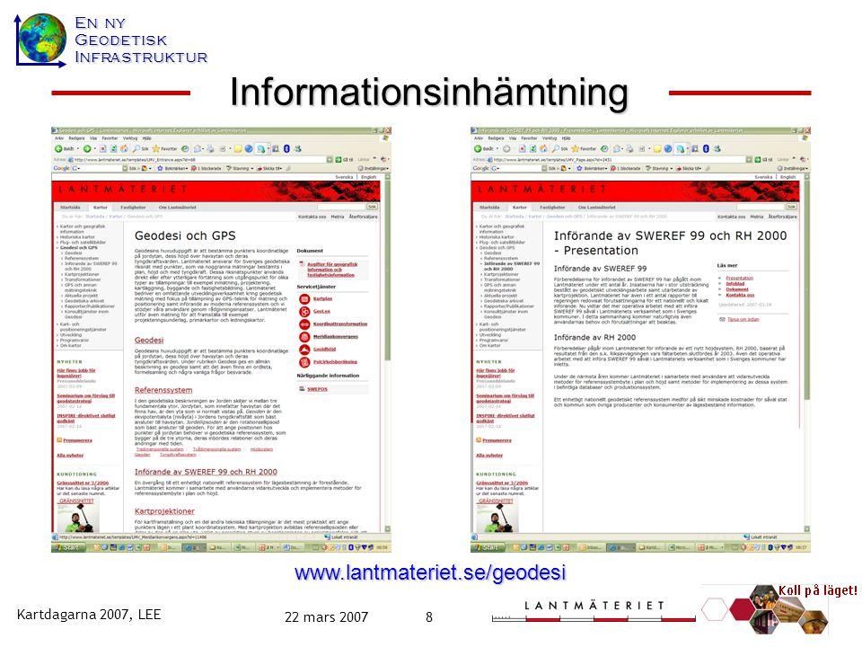Informationsinhämtning