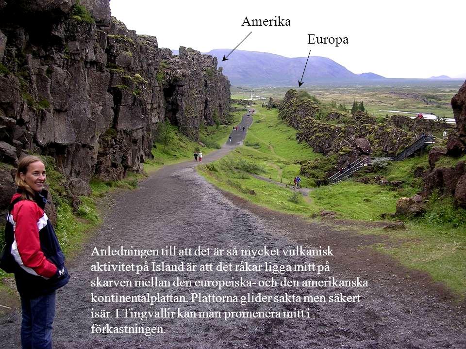 Amerika Europa.