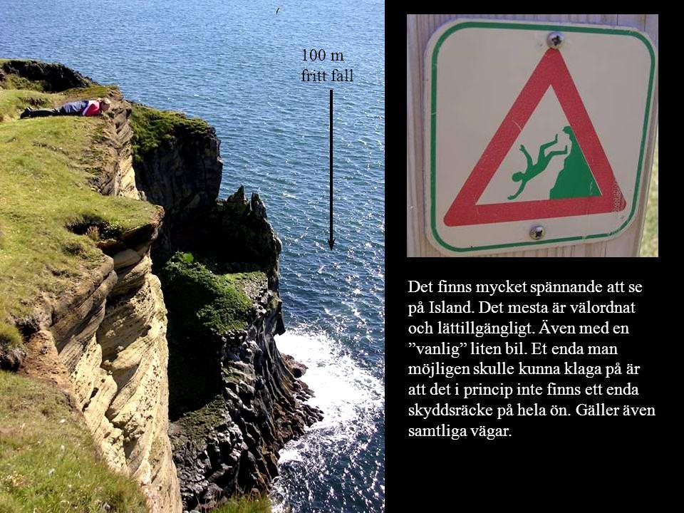 100 m fritt fall