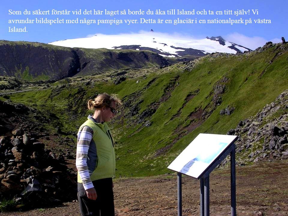 Som du säkert förstår vid det här laget så borde du åka till Island och ta en titt själv.