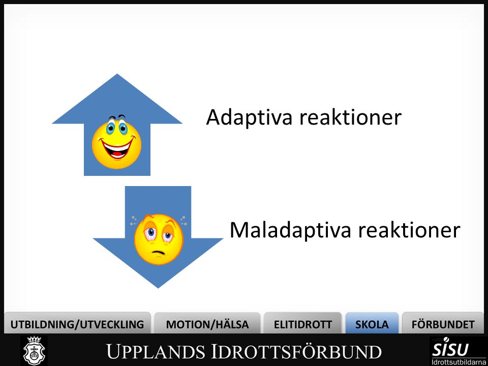 Maladaptiva reaktioner