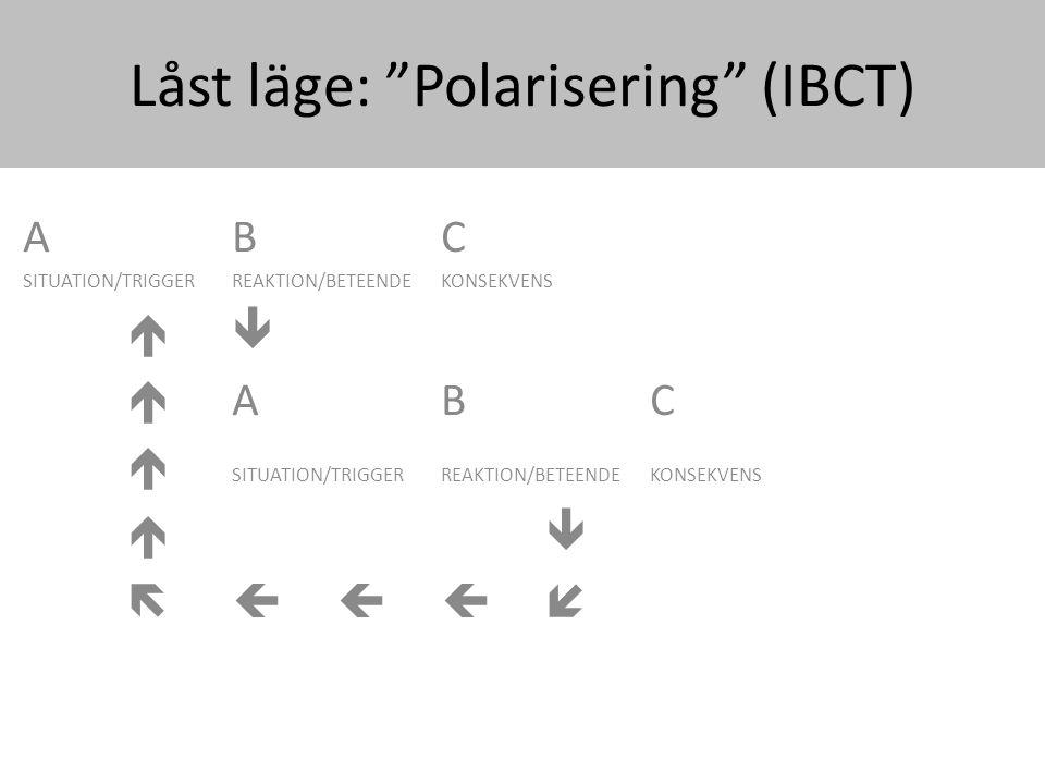 Låst läge: Polarisering (IBCT)