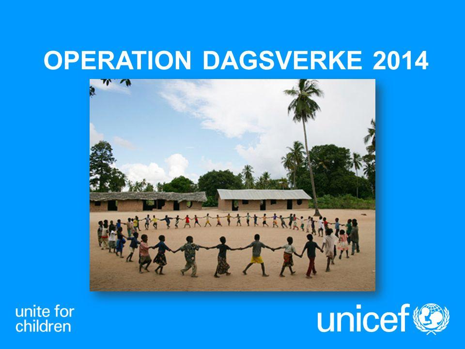 Operation dagsverke 2014
