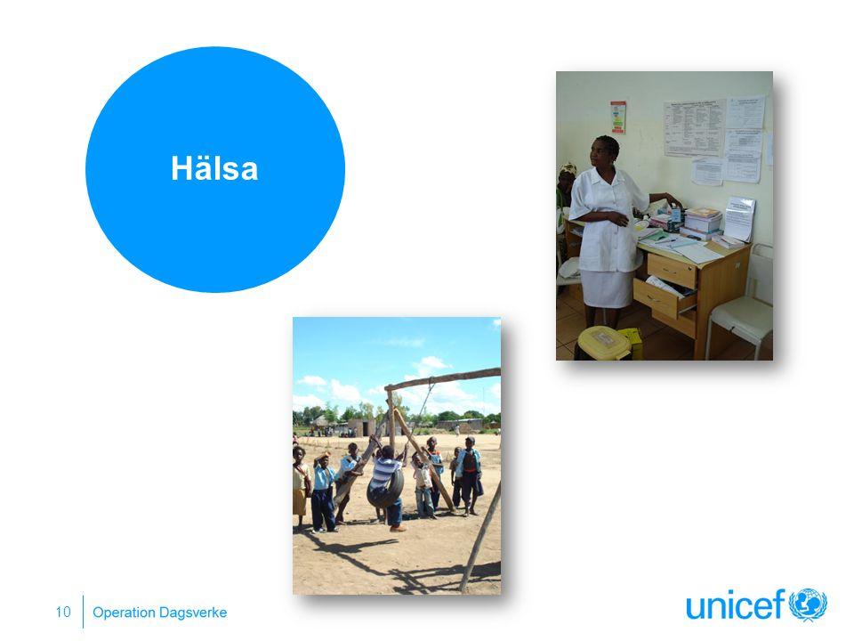 Hälsa Hälsa Besök hos skolsköterska för vaccinering och undersökning