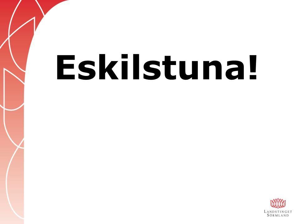 Eskilstuna! Test