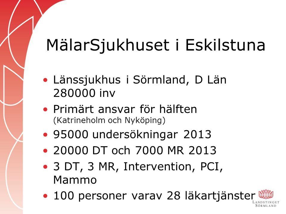 MälarSjukhuset i Eskilstuna