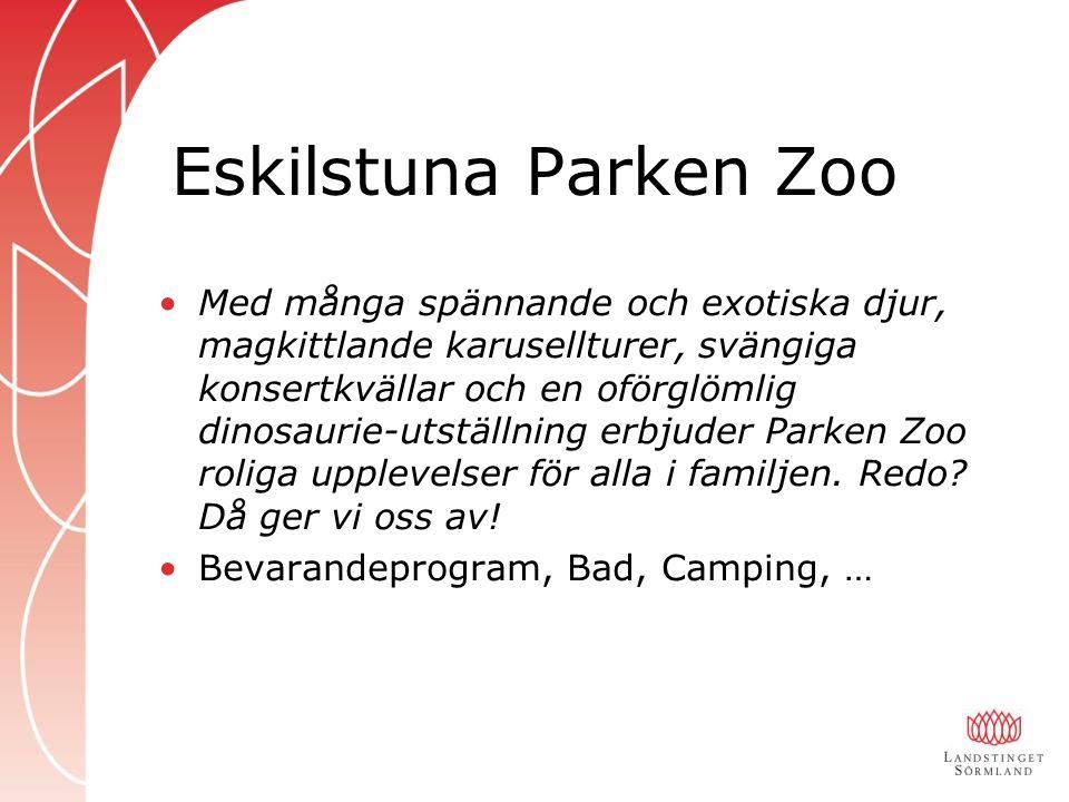 Eskilstuna Parken Zoo