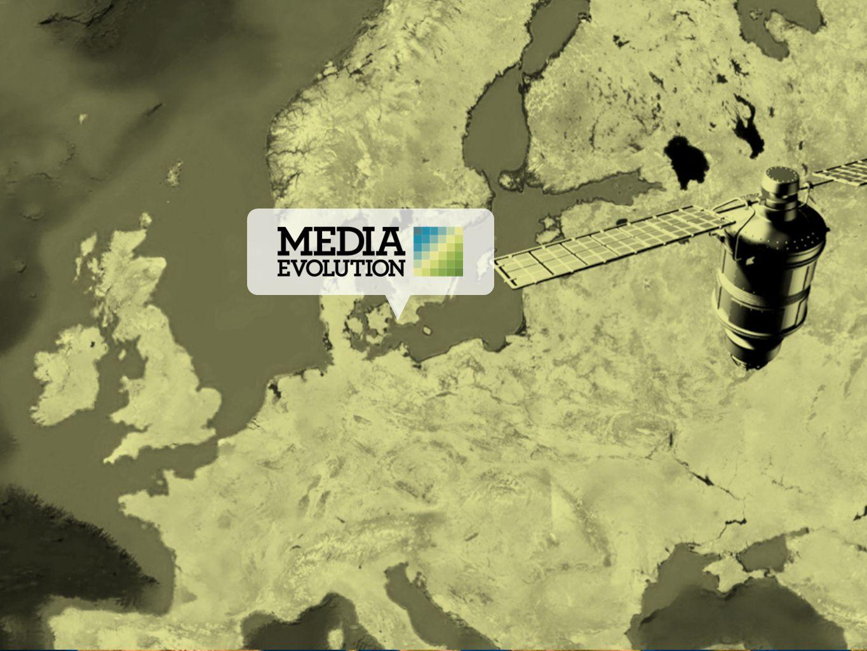Här berättar vi att vi finns i Norra Europa. Fett ställe