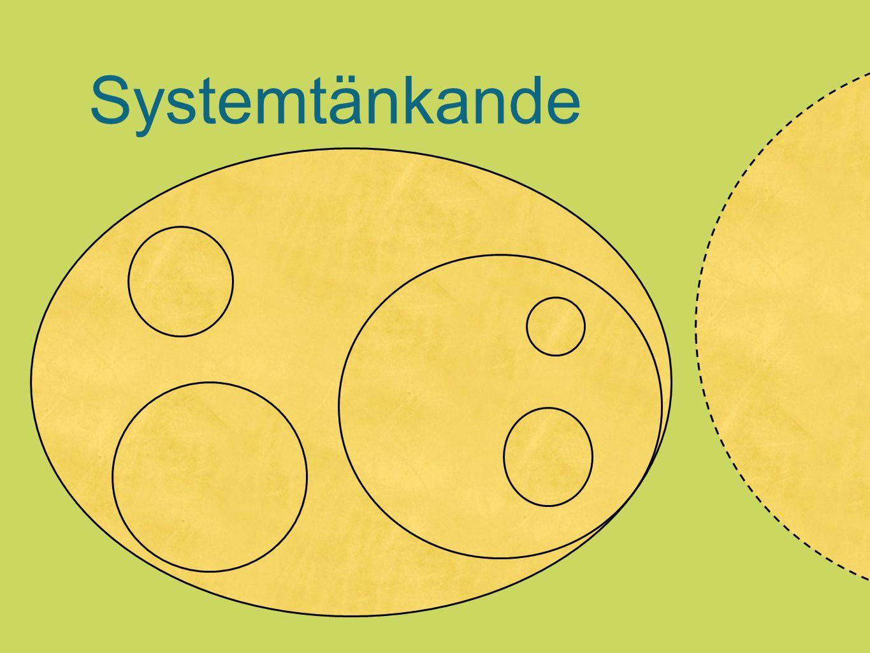 Systemtänkande Ex Landskrona, Facit… inte enkelt att förutse – fördröjning i processer. Naturliga system, Mänskliga aktivitetssystem