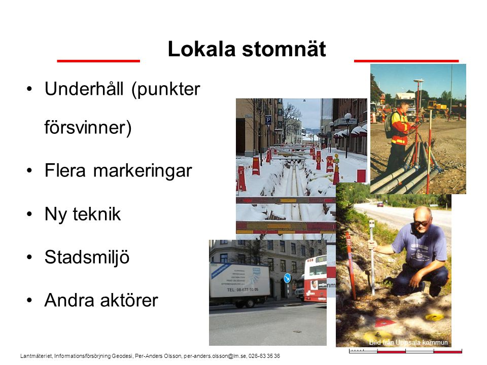 Bild från Uppsala kommun