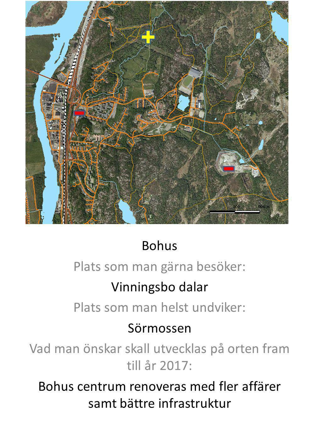 Plats som man gärna besöker: Vinningsbo dalar