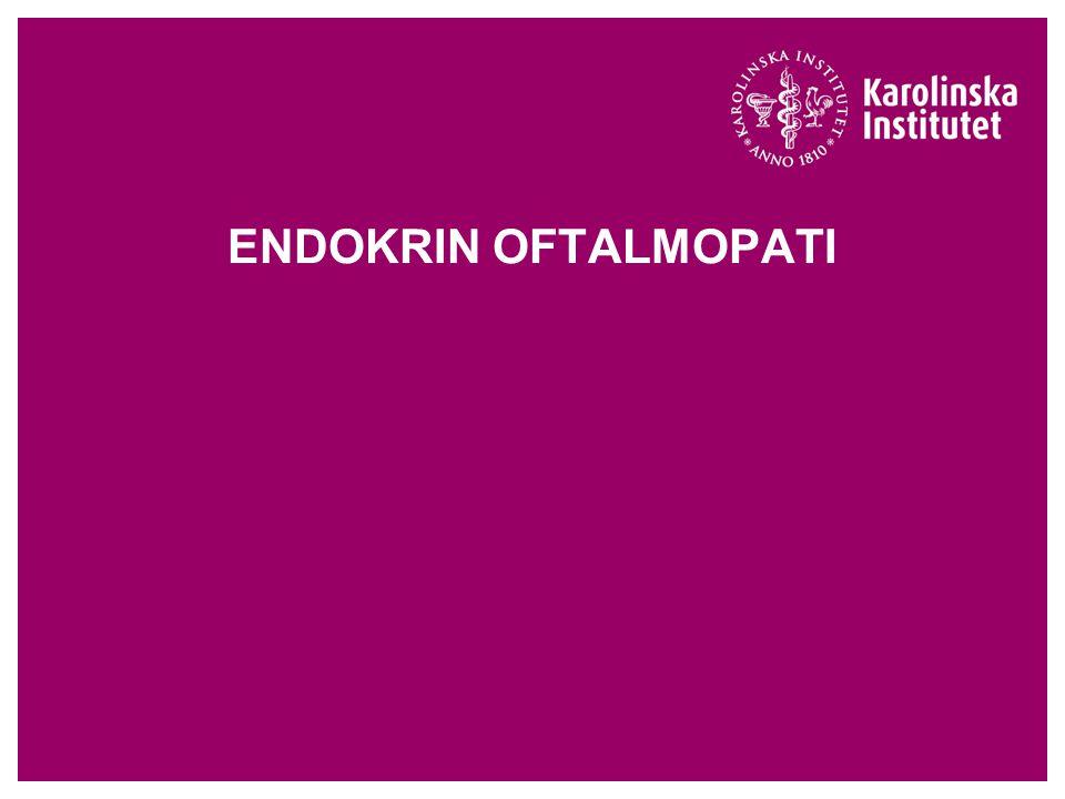 ENDOKRIN OFTALMOPATI