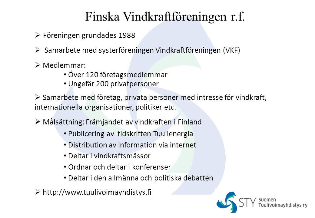 Finska Vindkraftföreningen r.f.