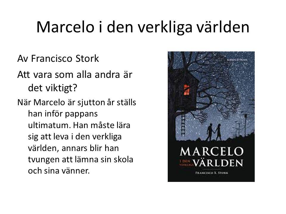 Marcelo i den verkliga världen
