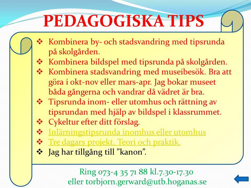 eller torbjorn.gerward@utb.hoganas.se