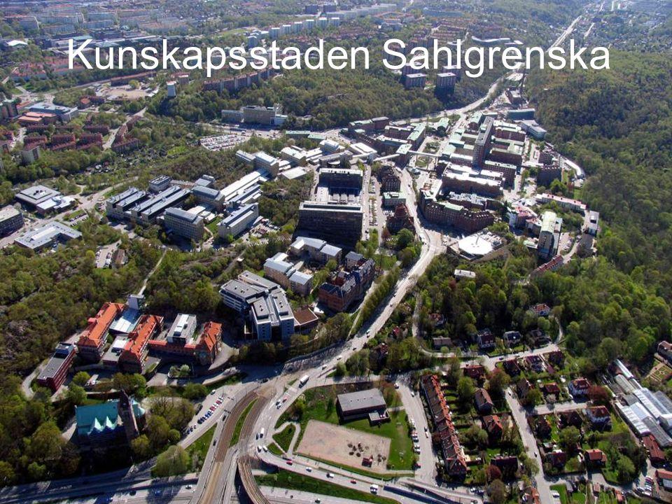 Kunskapsstaden Sahlgrenska