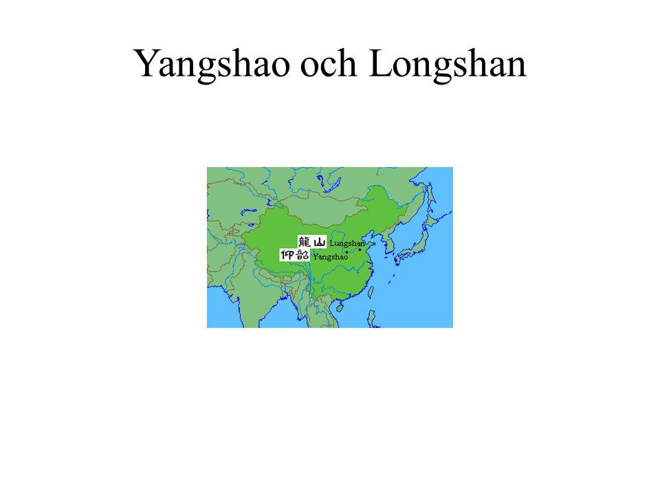 Yangshao och Longshan