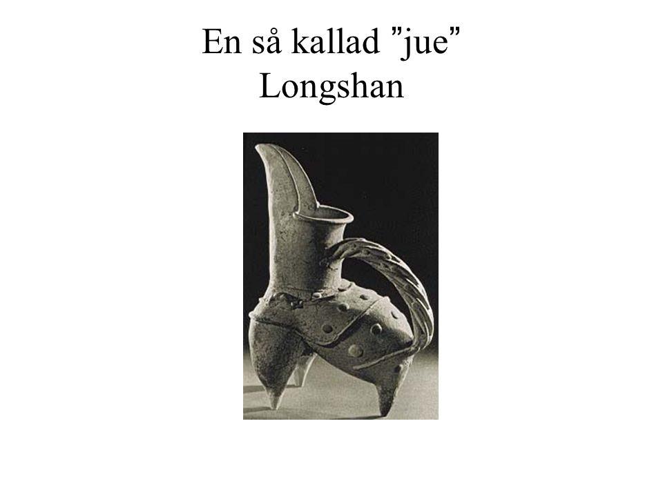 En så kallad jue Longshan