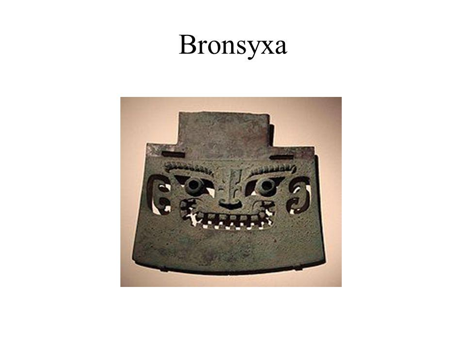 Bronsyxa