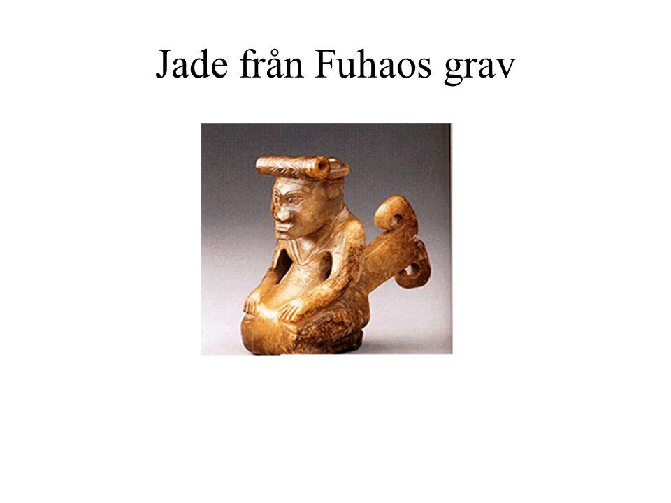 Jade från Fuhaos grav Jadefigur från Fuhaos grav (upptäckt 1976)
