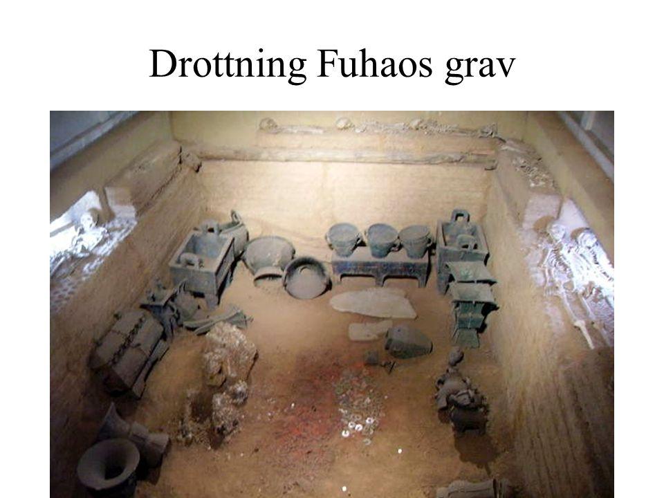 Drottning Fuhaos grav