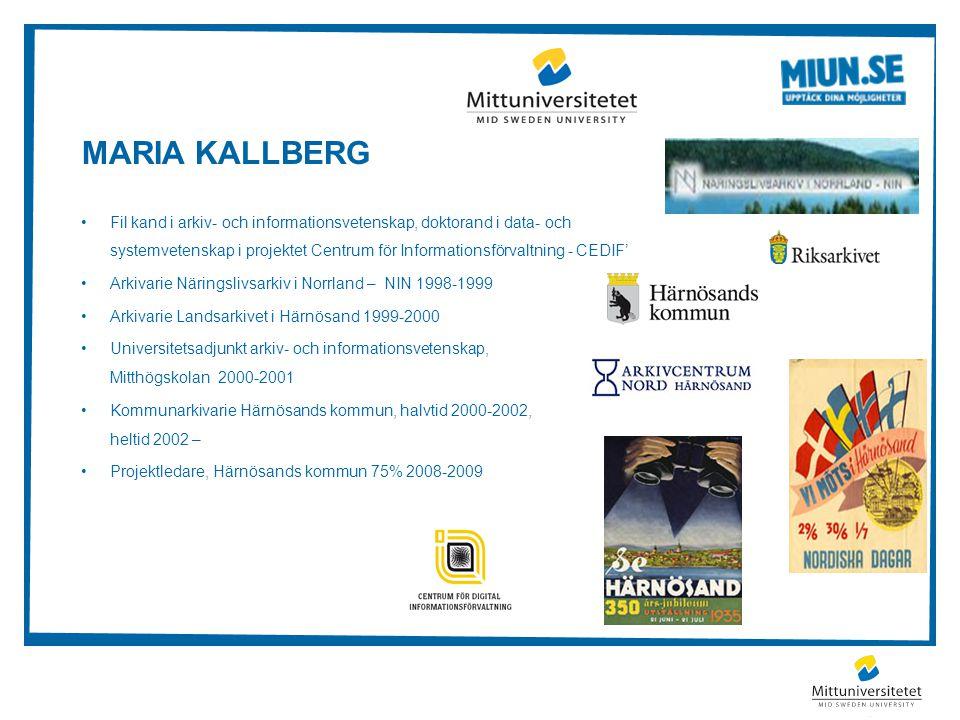 Maria Kallberg
