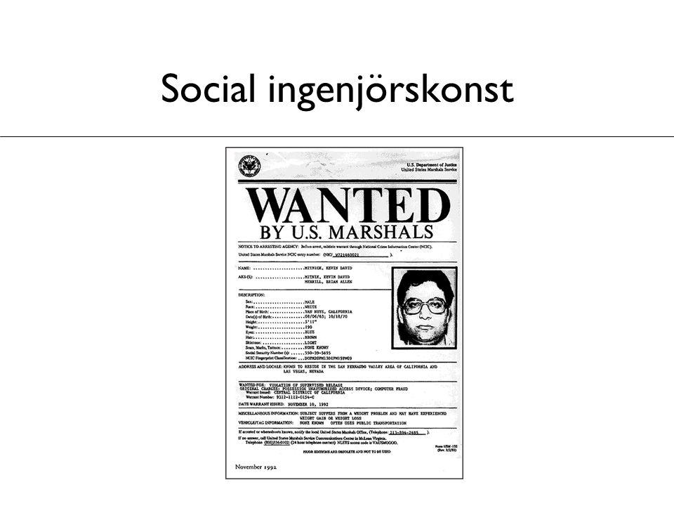 Social ingenjörskonst