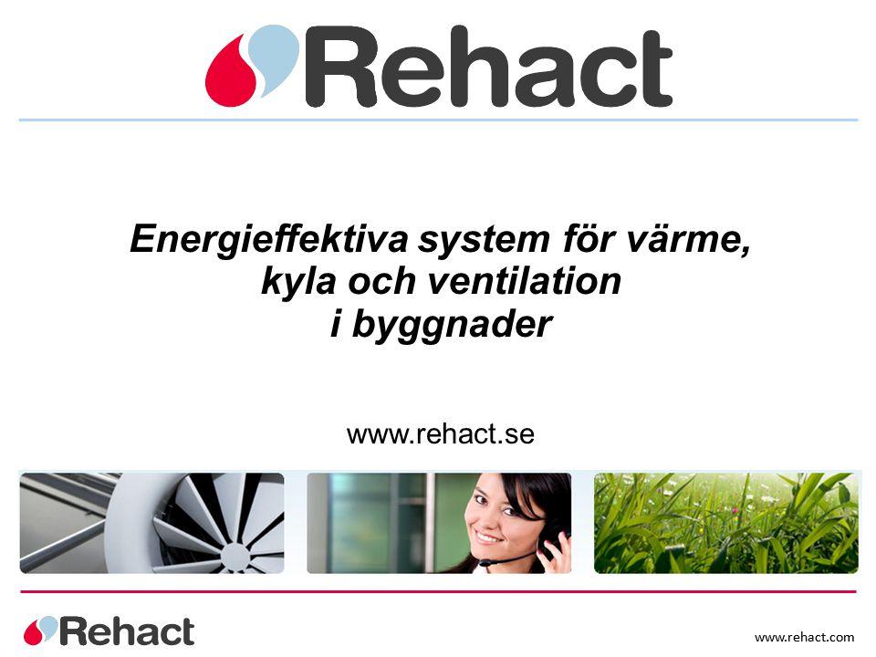 i byggnader www.rehact.se Venture Challenge - REHACT Control the Flow