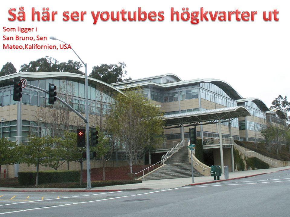 Så här ser youtubes högkvarter ut