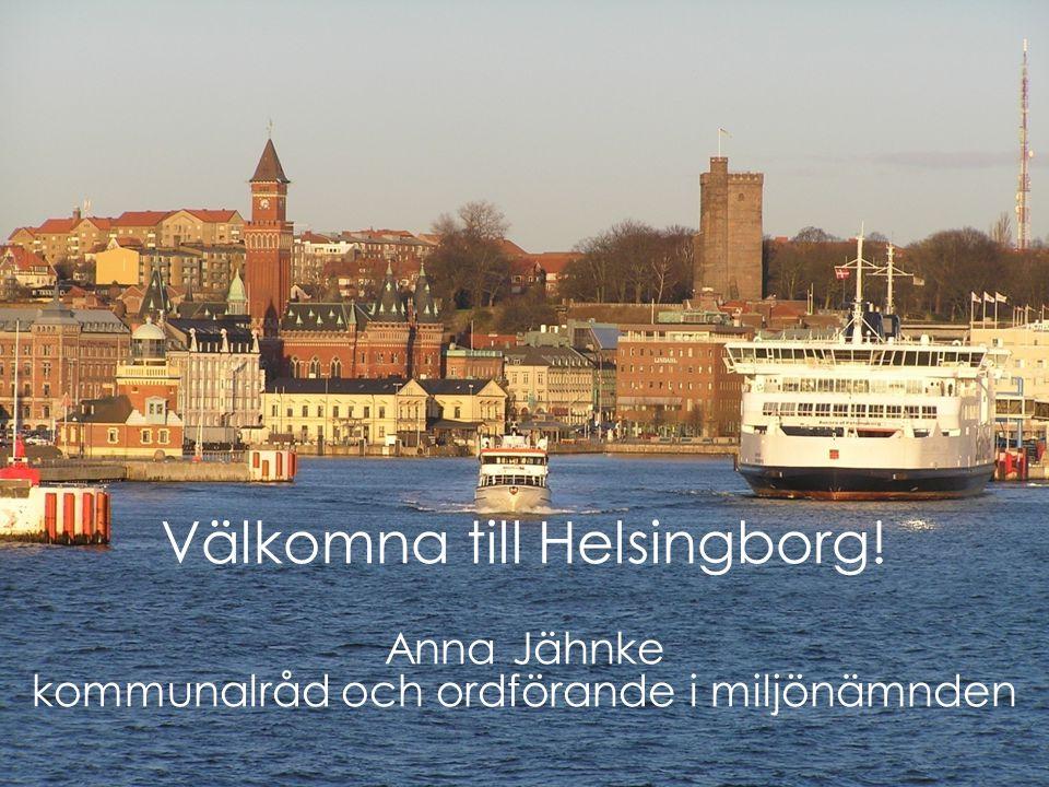 Välkomna till Helsingborg!
