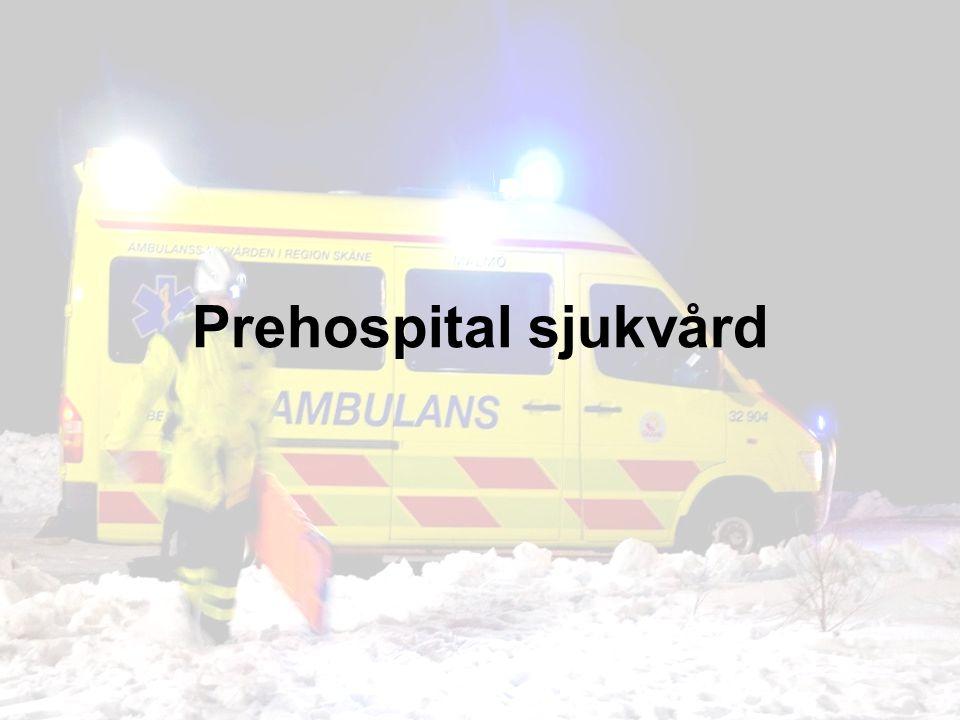 Prehospital sjukvård KAMBER-Skåne | Samverkan vid omhändertagandet av svårt sjuka patienter inom Region Skåne.
