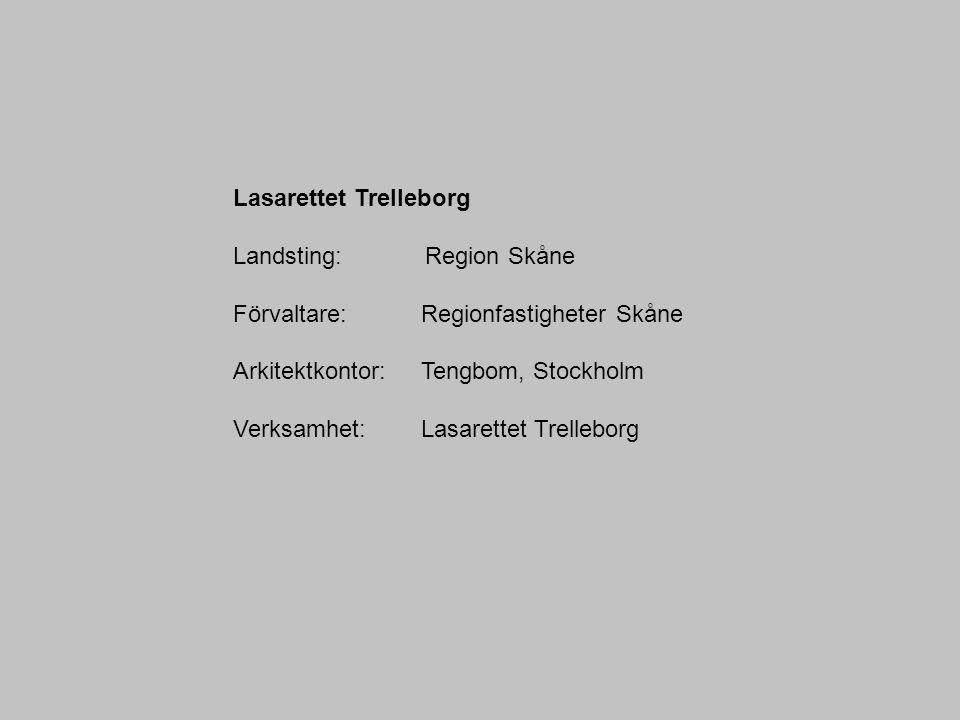 Lasarettet Trelleborg