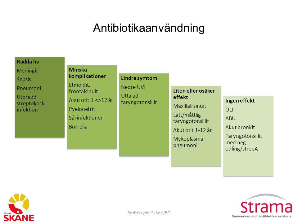 Antibiotikaanvändning