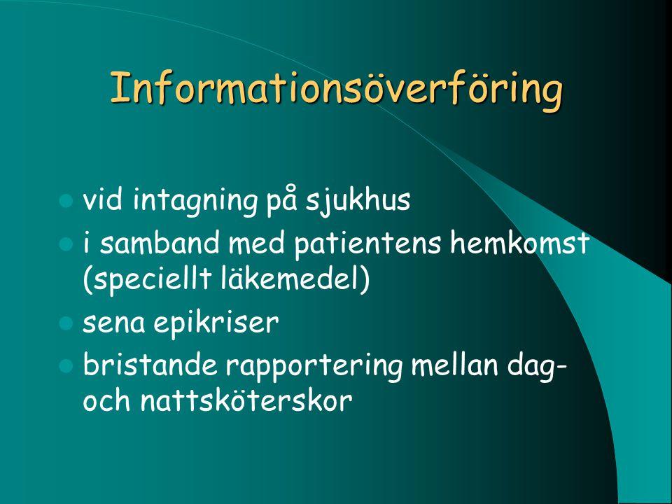Informationsöverföring