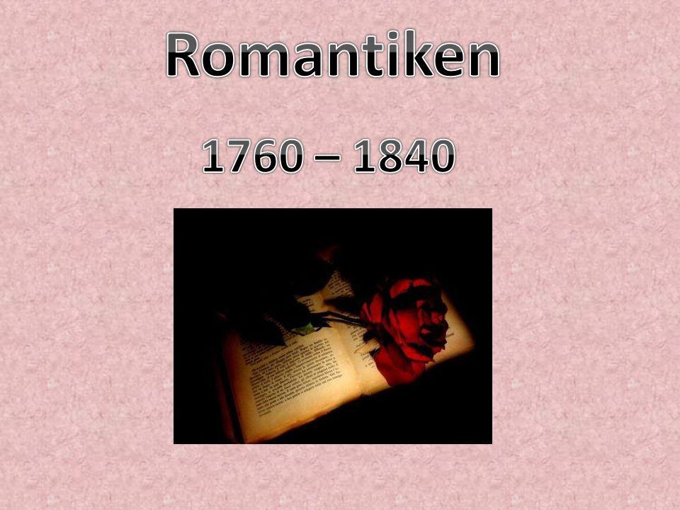 Romantiken 1760 – 1840