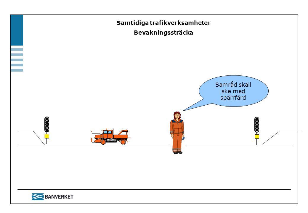 Samtidiga trafikverksamheter