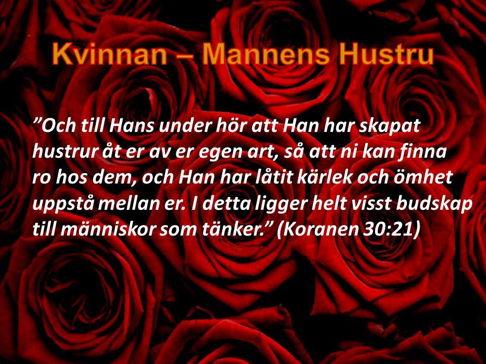 Kvinnan – Mannens Hustru