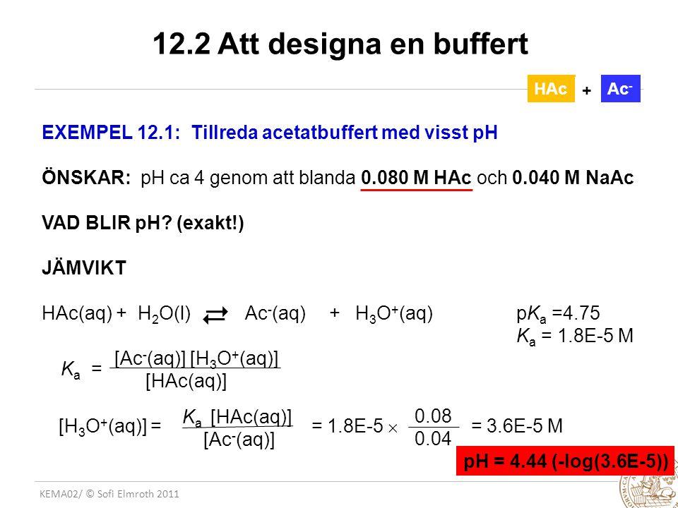12.2 Att designa en buffert  