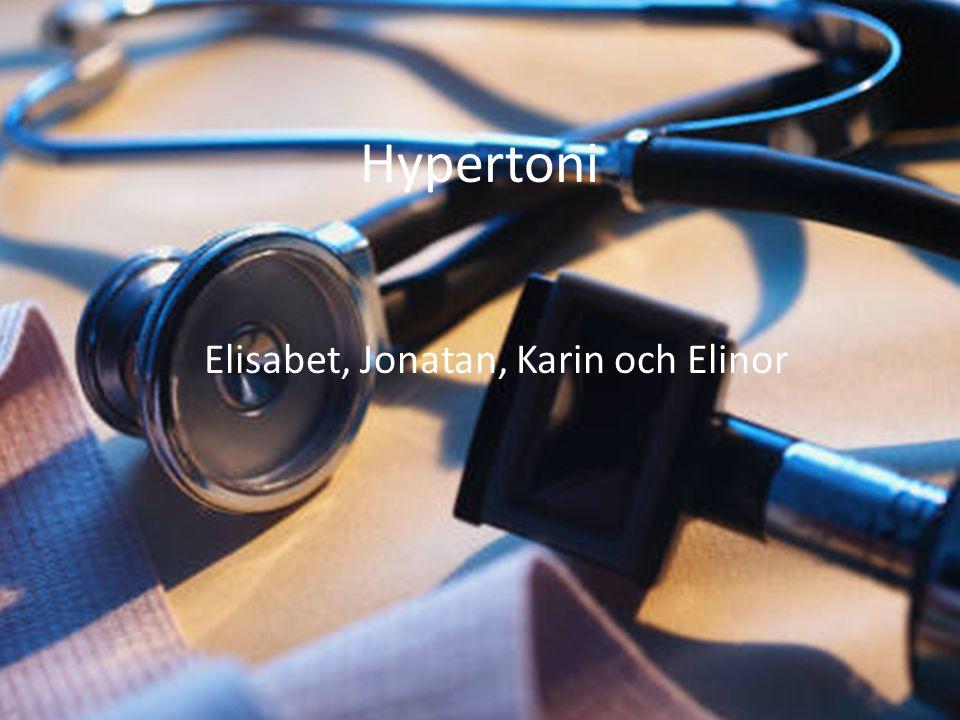 Elisabet, Jonatan, Karin och Elinor