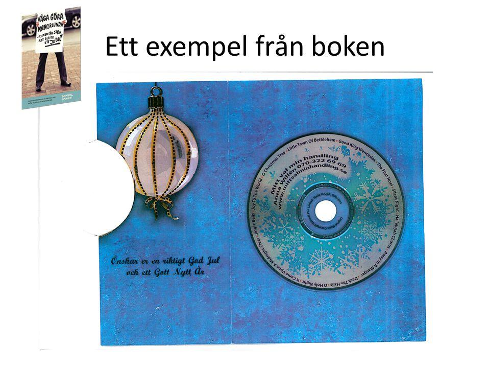 Ett exempel från boken