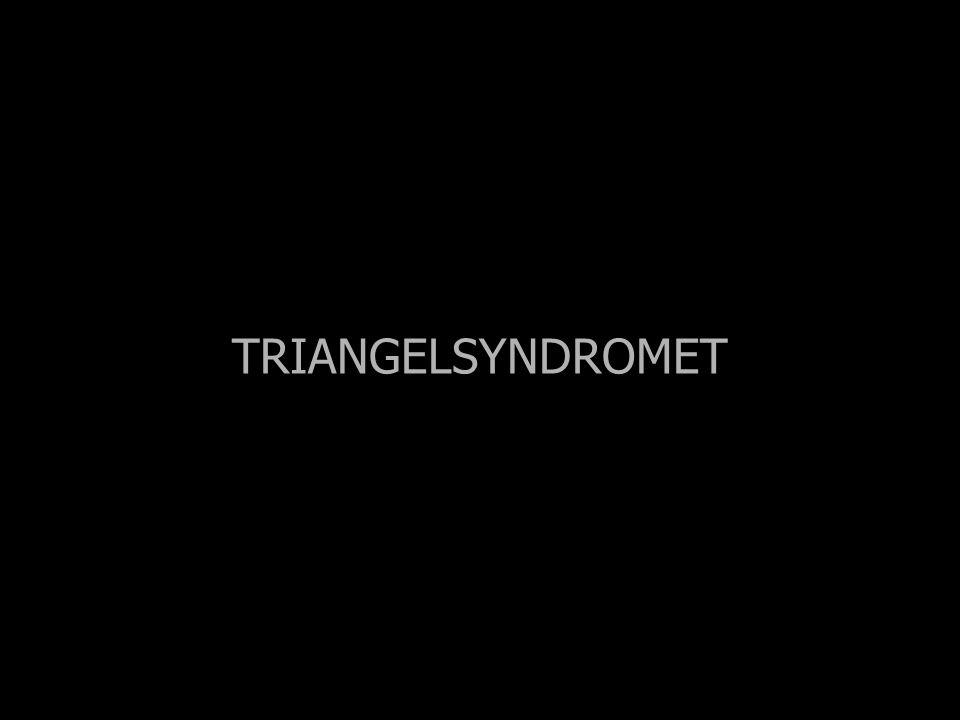 TRIANGELSYNDROMET