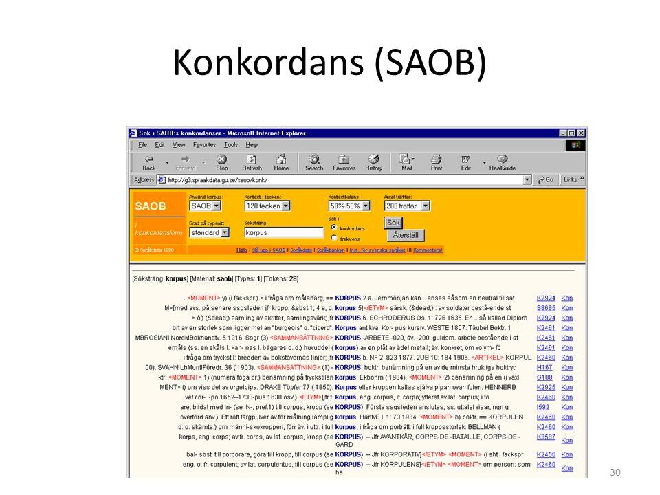 Konkordans (SAOB)