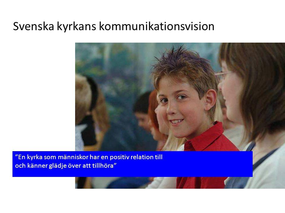 Svenska kyrkans kommunikationsvision