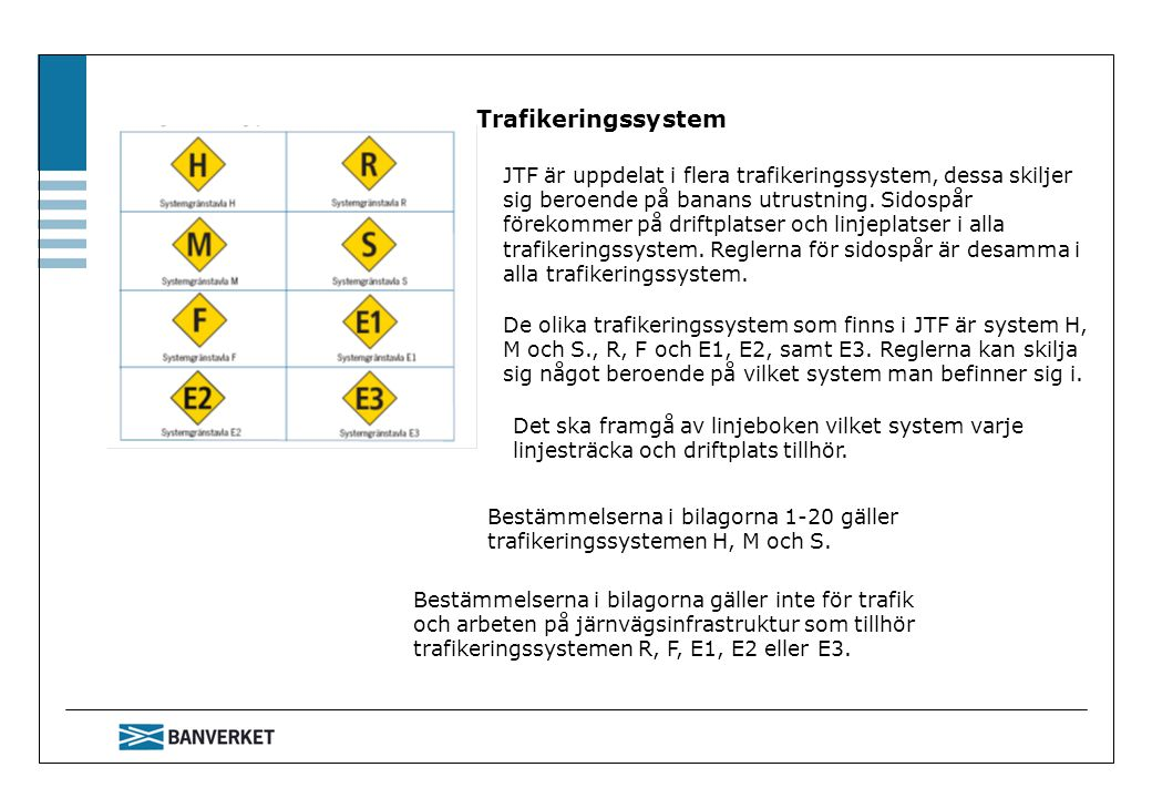 Trafikeringssystem